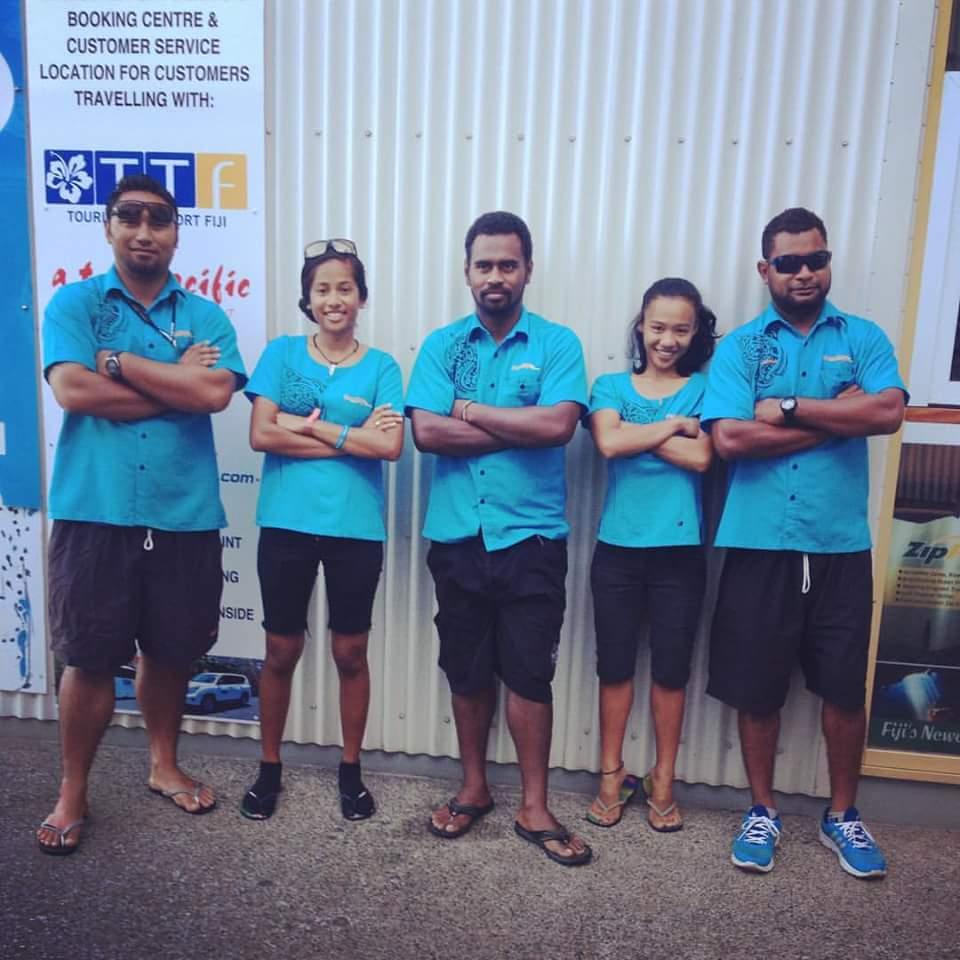 SeaFiji Crew
