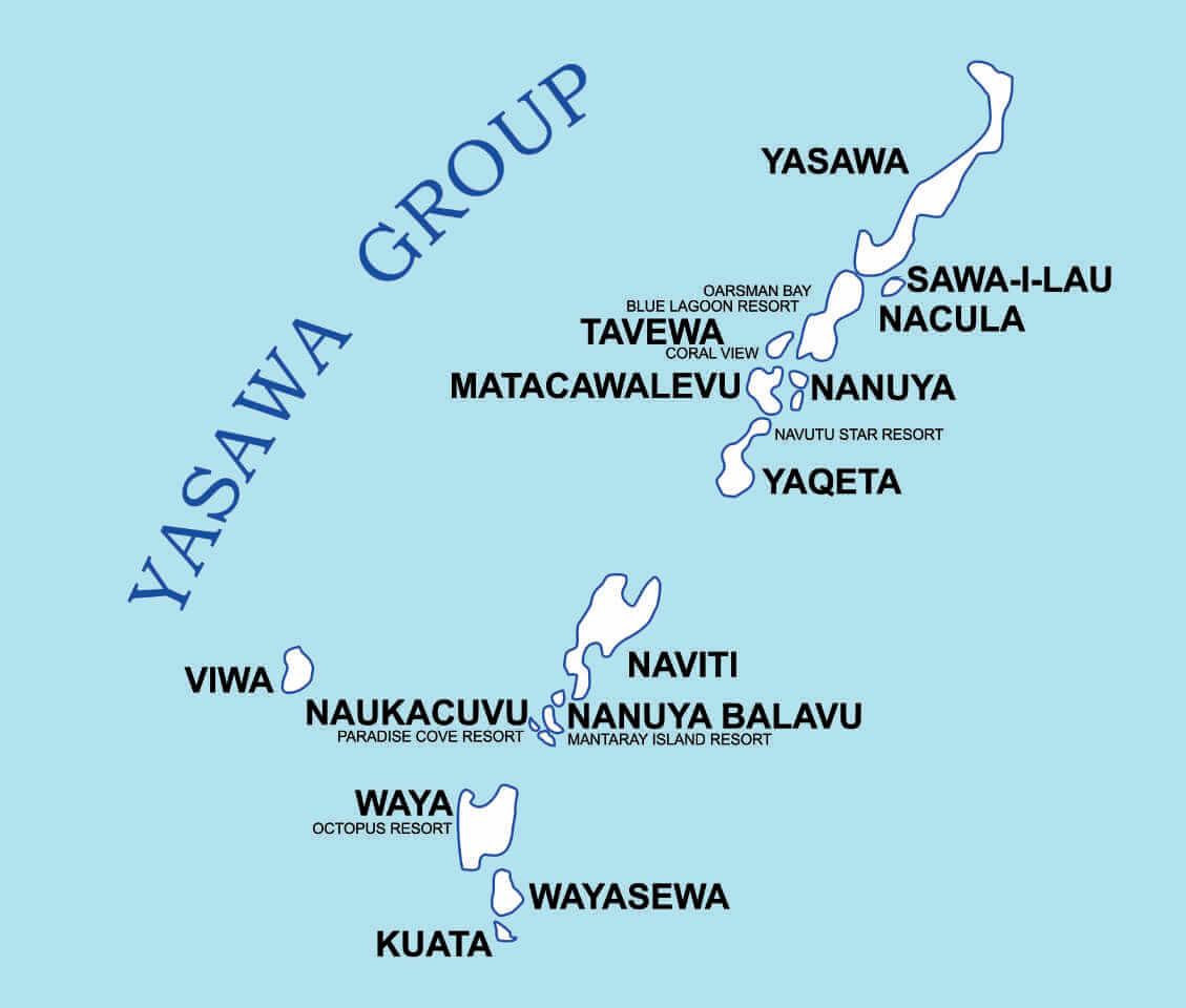 SEAFIJI FASTBOAT TRANSFER Yasawas